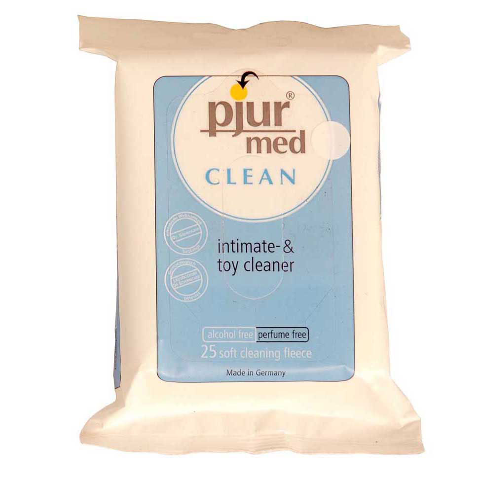 CLEAN2 - Sex Toy and Intimate Cleaning Wipes