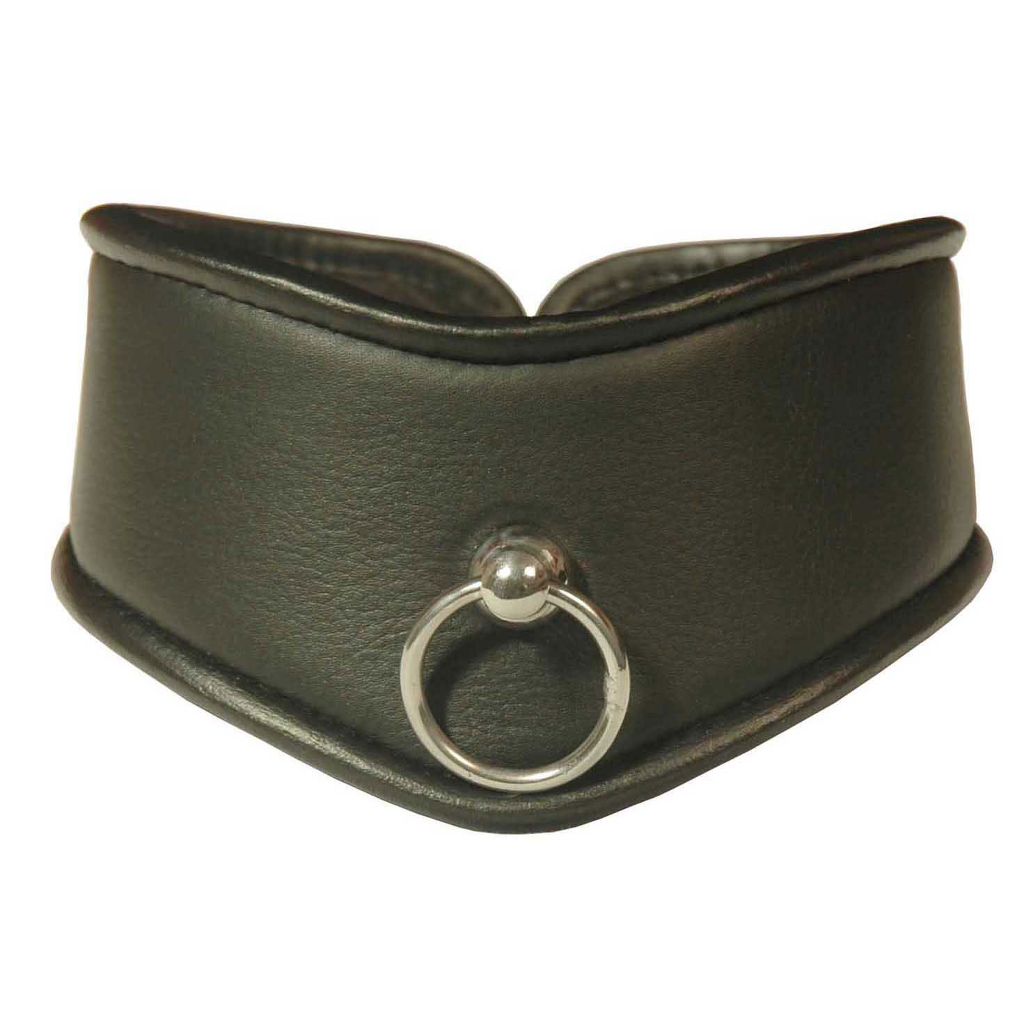COL 34-35 - Flying Wing Leather Posture Collar