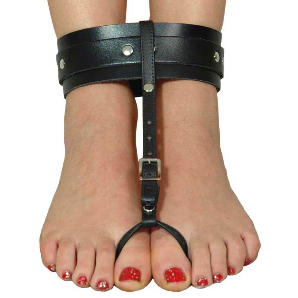 CUF 15 - Leather Ankle to Toe Binder
