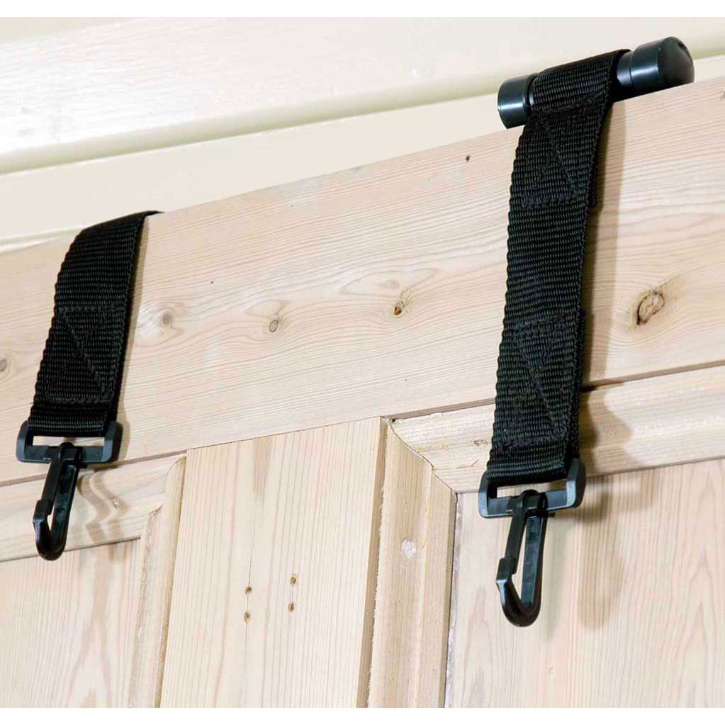ACC 16a - Pair of Door Restriction Bars with Heavy Duty Nylon Clips