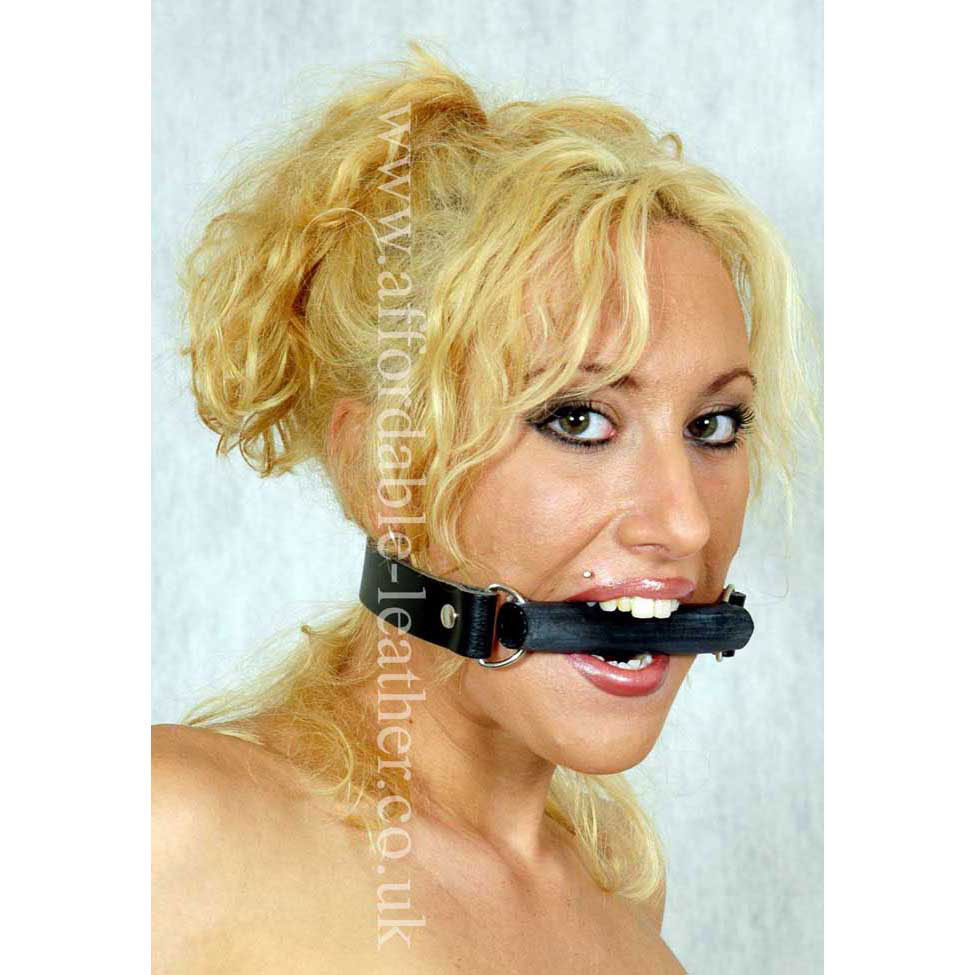 Latex Rubber Bit Gag