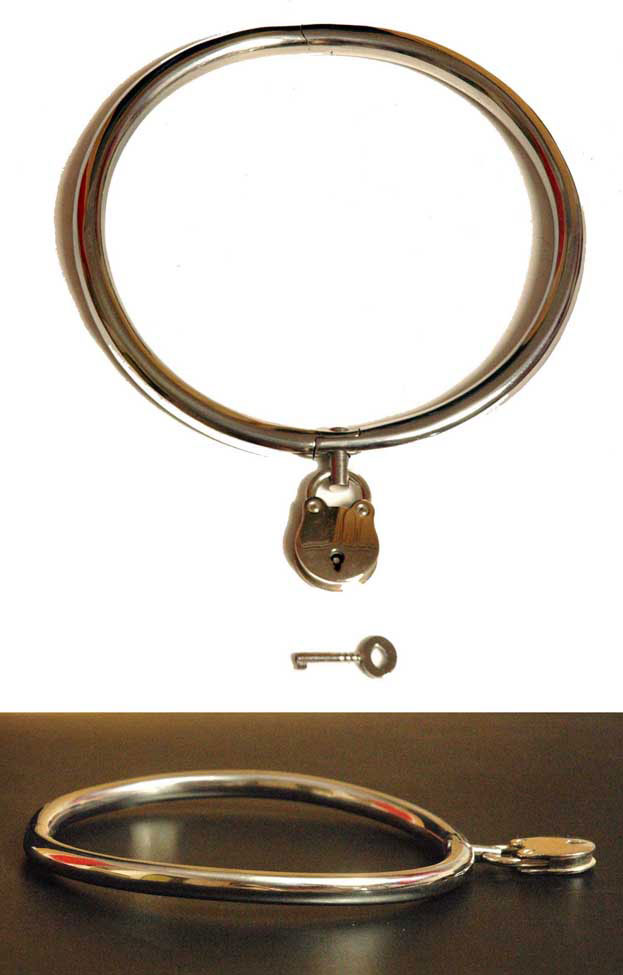 COL 26 - Stainless Steel Locking Collar